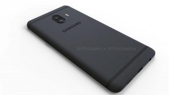Galaxy C10'un fiyatı ve özellikleri sızdırıldı!