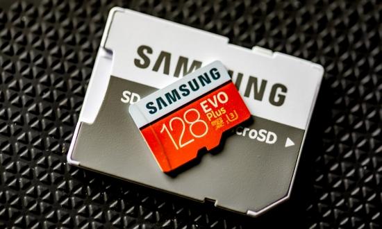 Samsung Evo Plus incelemesi