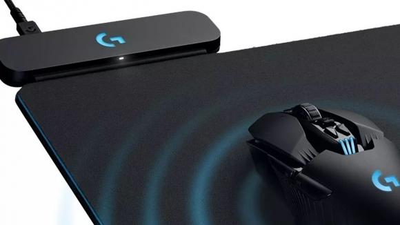 Logitech'ten kablosuz şarj özellikli mouse mat!