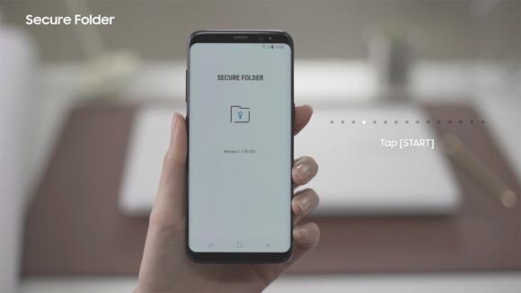 Samsung ile dosyalarınız daha güvenli!