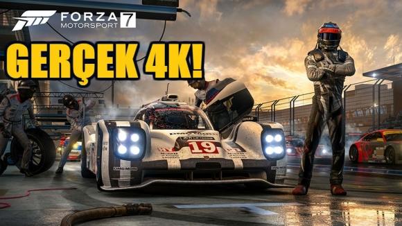 4K oyun deneyimi! (VİDEO)
