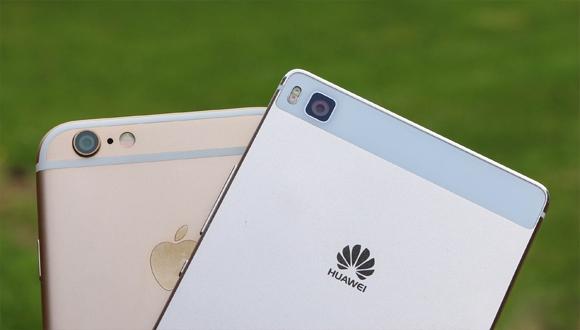 Huawei, Apple'ı geride bırakmayı başardı!
