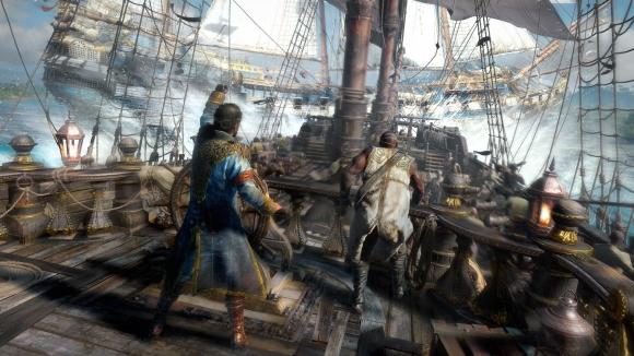 Ubisoft korsancılık oyununu duyurdu!