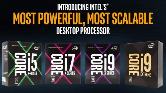 Intel Core X işlemciler ne zaman çıkıyor?