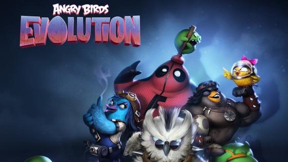 Angry Birds Evolution çıktı!