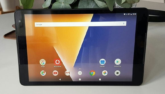 Vodafone'un yeni tableti: Smart Tab N8