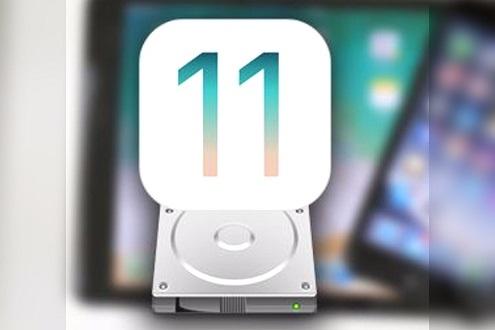 iOS 11 depolama alanını kokluyor!