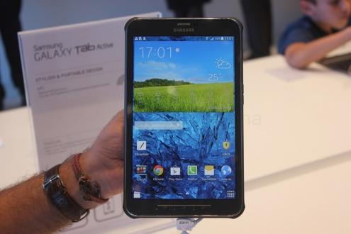 Galaxy Tab Active 2 geliyor!