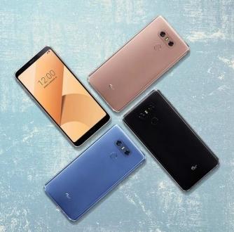 LG G6+ geliyor!