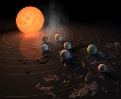 NASA, yaşanılabilir yeni gezegenler keşfetti!