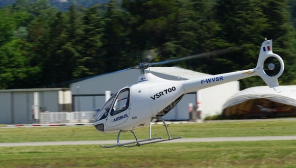 Airbus, otonom helikopter geliştirdi!