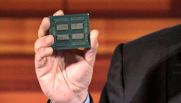 AMD, Epyc 7000 serisi işlemcilerini duyurdu!