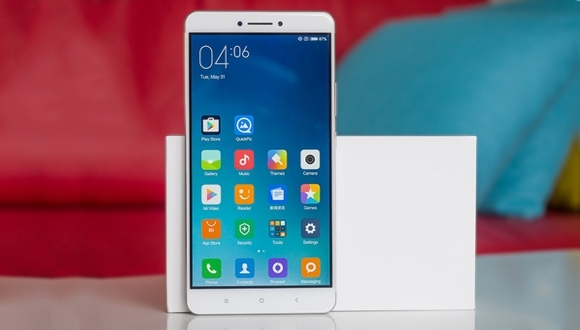 Xiaomi Mi Max için Android 7.0 Nougat çıktı!