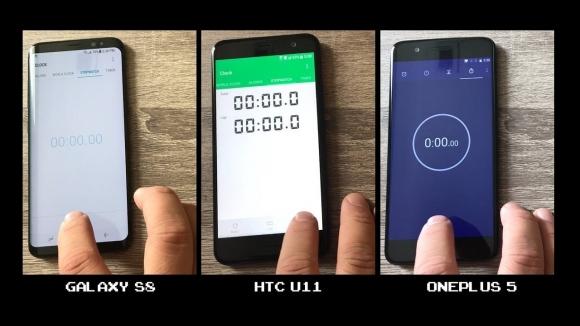OnePlus 5, HTC U11 ve Galaxy S8'e karşı!