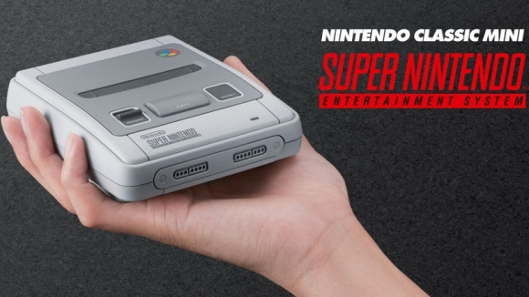 Nintendo 29 Eylül'de Super NES ile geliyor!