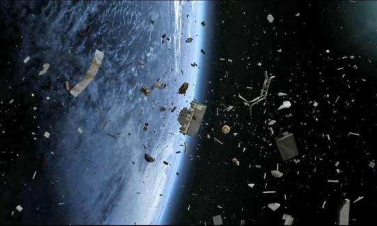 Uzay atıkları ilginç bir yolla temizlenecek!