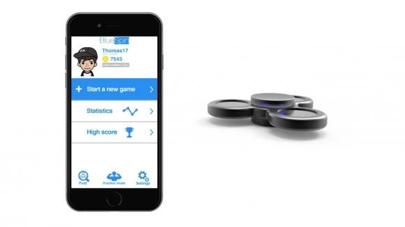 Bluetooth bağlantılı ilk stres çarkı!