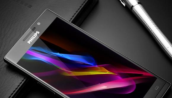 Philips'in yeni akıllı telefonu ortaya çıktı!