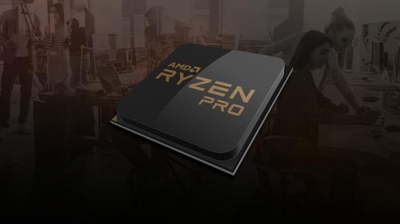 AMD Ryzen Pro işlemcileri duyuruldu