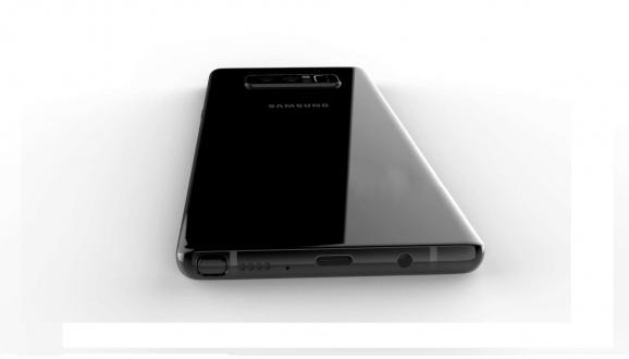 Galaxy Note 8 kılıfları ortaya çıktı!