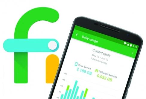 Yeni Google Project Fi telefonu!