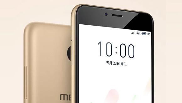 Meizu'nun yeni akıllı telefon modeli: A5