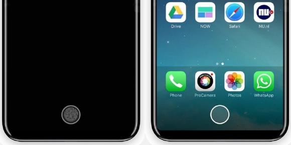 iPhone 8'de Touch ID olmayacak!