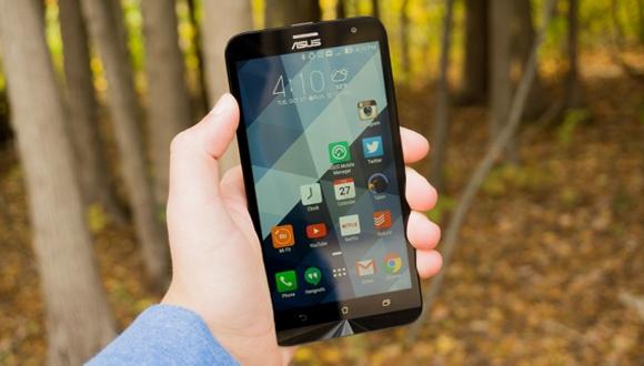 Asus Zenfone 2 Laser için yeni güncelleme!