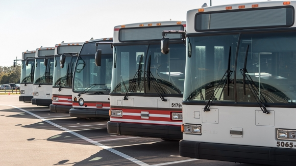 Otobüsler asitle çalışacak!