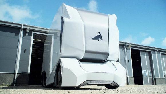 Sürücüsüz nakliye aracı: T-pod
