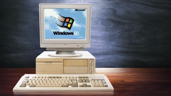 Windows 95 nostaljisini yaşayın!