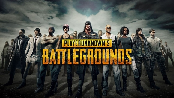 Playerunknown's Battlegrounds ertelendi!