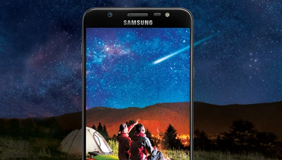 Samsung'un yeni telefonu: Galaxy On Max