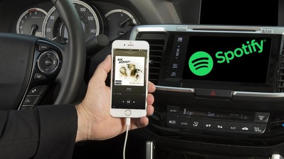 Spotify ile otomobil sürmek bir başka olacak!