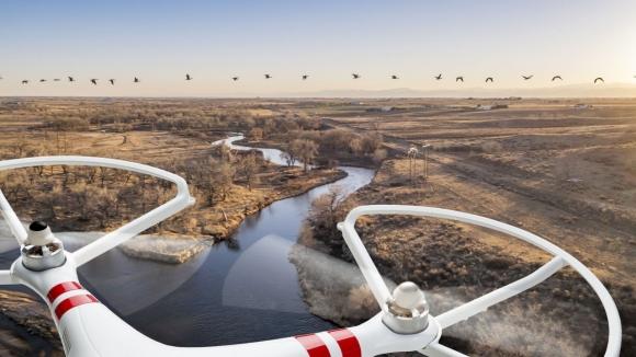 İşte 2017'nin en iyi drone fotoğrafları!