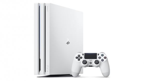 Beyaz renkli PS4 Pro geliyor