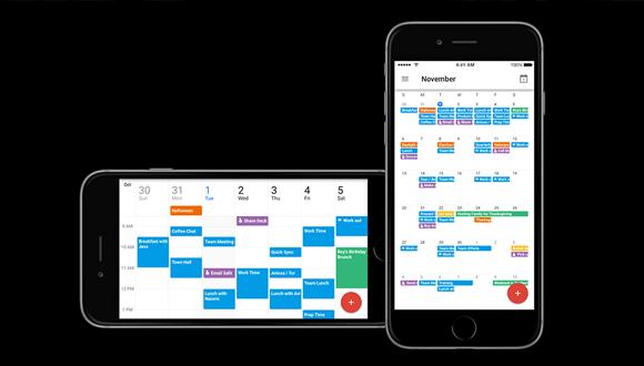 iOS için Google Calendar güncellendi!