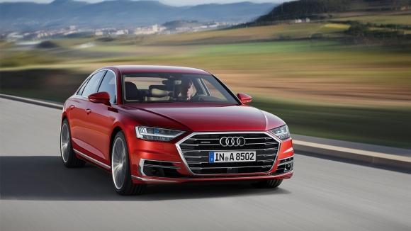 Yeni Audi A8 oldukça iddialı geliyor!