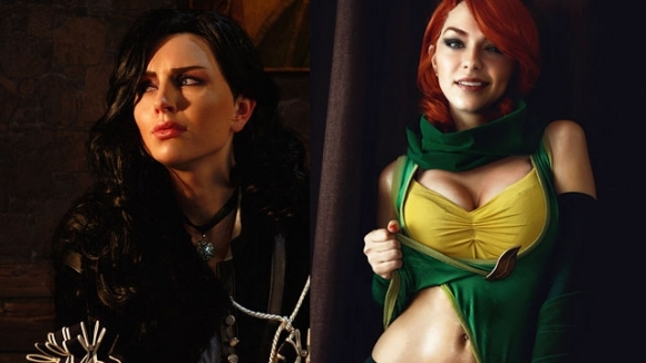 Rus cosplay'den harika çalışmalar