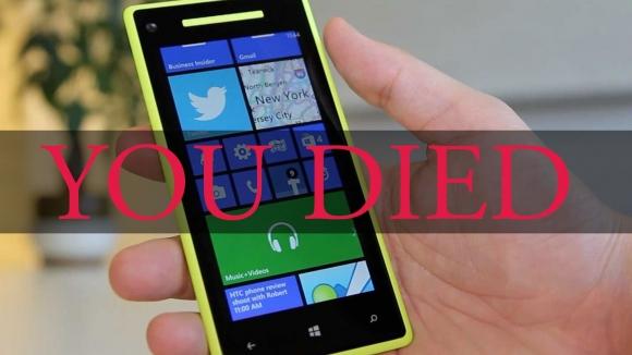Windows Phone tabutuna son çivi de çakıldı!