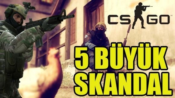 En büyük CS GO skandalları!