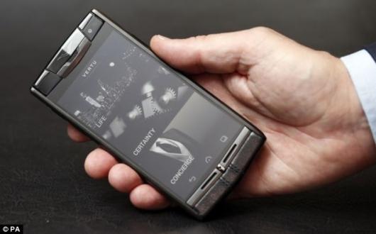 Uzan'ların telefon markası Vertu battı!