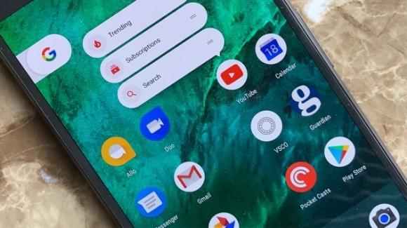 Pixel cihazlara Google Now güncellemesi!