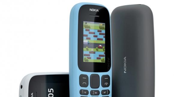 Sadece 15 dolara Nokia 105!