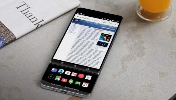 LG V30 tasarımı netleşiyor!