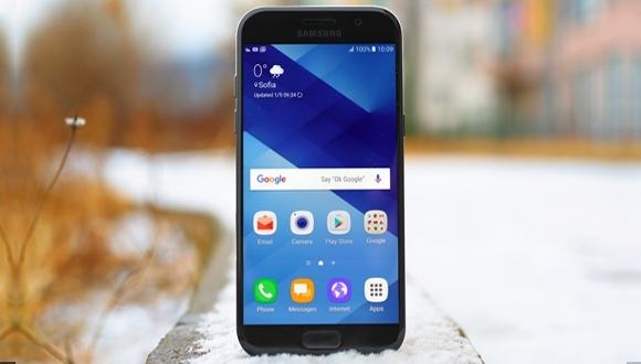 Samsung Galaxy C10'dan yeni görüntüler!