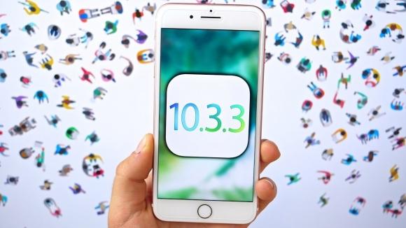 iOS 10.3.3 ile kritik güvenlik açığı kapatıldı!