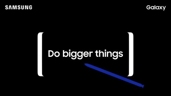 Galaxy Note 8 tanıtım tarihi belli oldu!