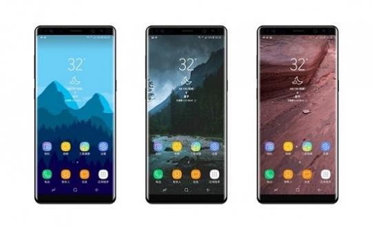 Galaxy Note 8'in sekiz özelliği!