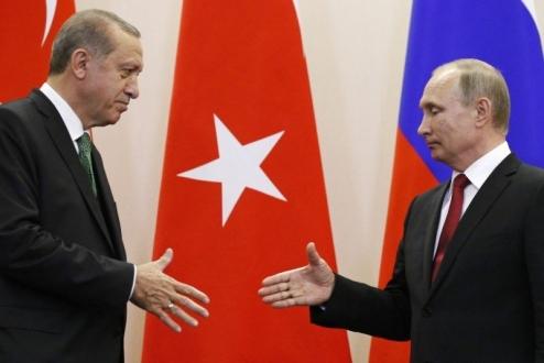 Büyük Türk ve Rus ortaklığı!
